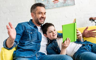 How to read with your child in Year 5 and Year 6 (Upper KS2)