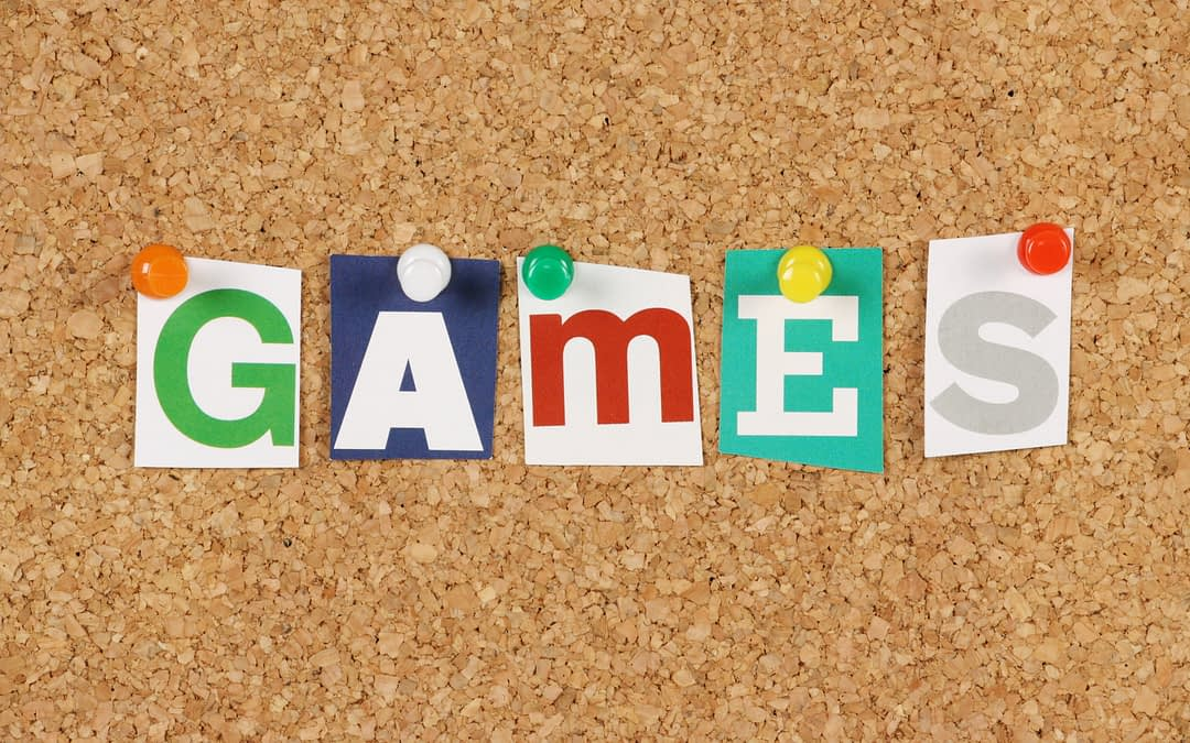 Learning vocabulary: games for children aged 9-12