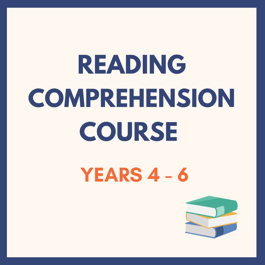 reading comprehension course