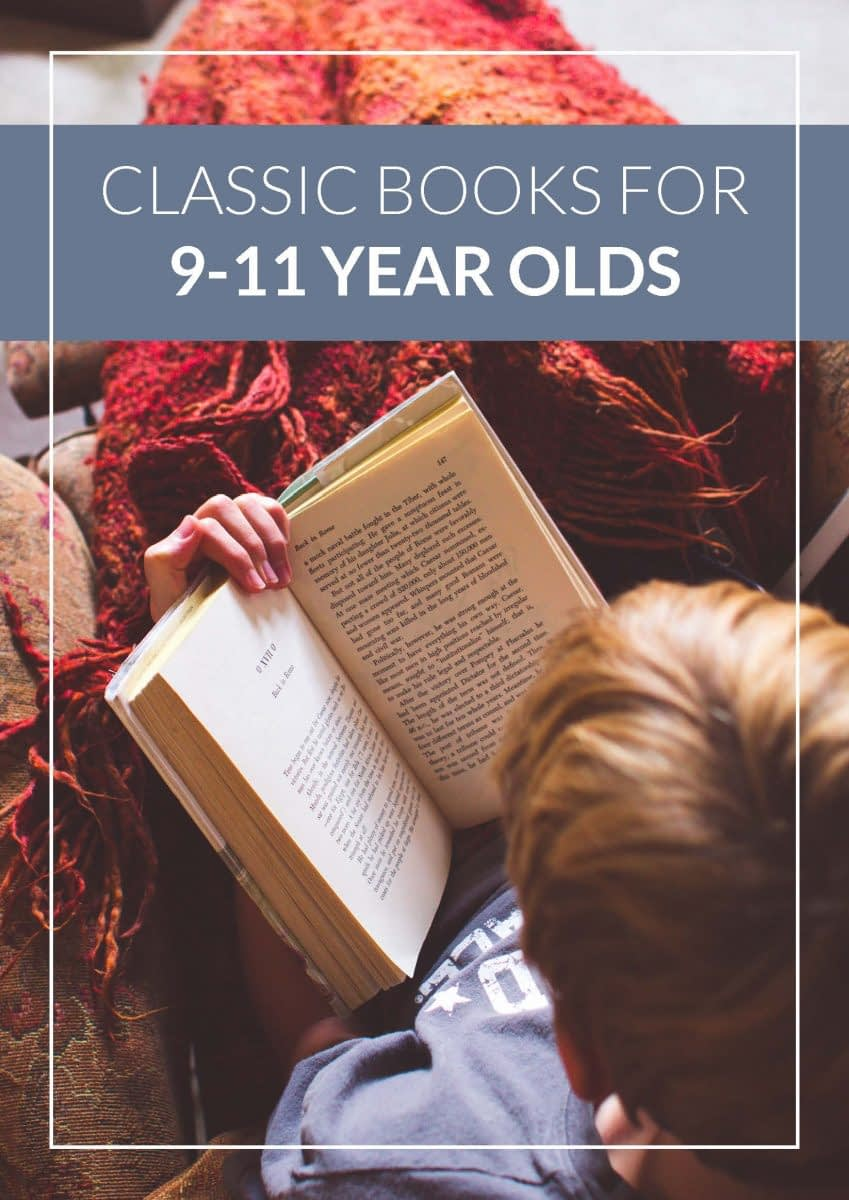 Classic Books for 9-11 Year Olds