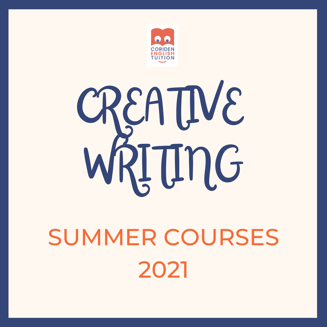 CREATIVE WRITING SUMMER COURSES