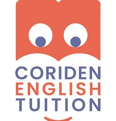 Hello to Coriden English Tuition's new logo!